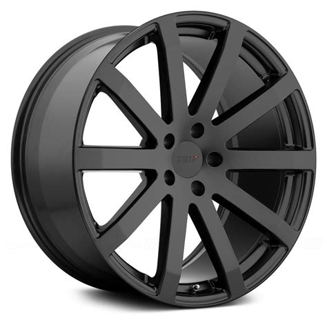 black wheels tsw 174 brooklands wheels matte black rims