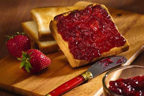 currant jelly stool to be now known as strawberry jam