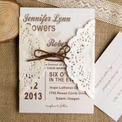 Diy Invitation Kits Lace Wedding Invitations At Elegant Wedding Invites Part 2