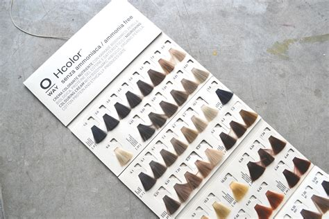 professional organic hair color organic hair color brand guide oway simply organic