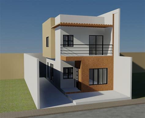 rumah sederhana 2 lantai hemat biaya