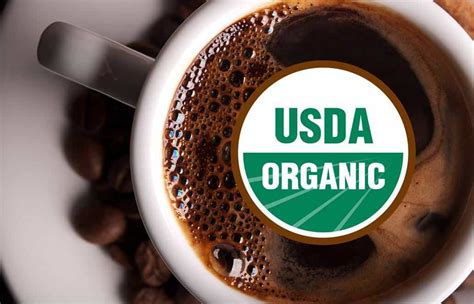 USDA Organic Coffee What Does It Really Mean? ? Bean Ground