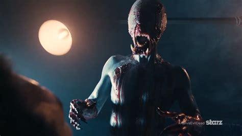 new movie evil dead trailer new trailer for quot ash vs evil dead quot plus screenshots know
