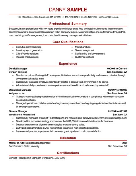 Scannable Resume Template by Scannable Resume Template Templatesree Microsoft Word