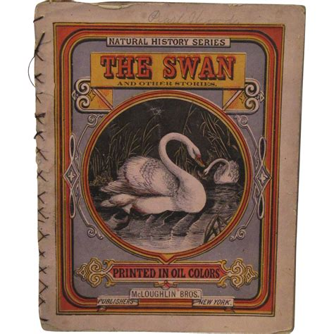 the swan book a novel books children s book the swan mcloughlin brothers