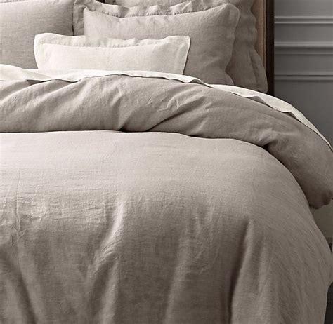 Washed Linen Duvet Cover King by Vintage Washed Belgian Linen Duvet Cover Conweezy Living