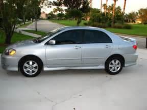 2005 Toyota Corolla S For Sale Toyota Corolla S 2005 For Sale Broward County Fl