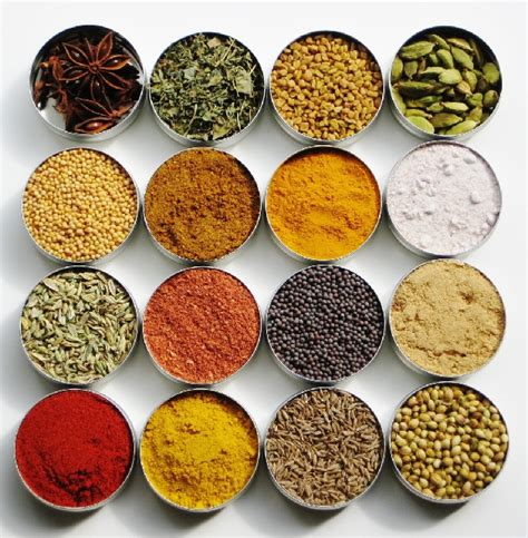8 Must Herbs And Spices by 8 Herbs And Spices To Help You Lose Weight Slim Healthy