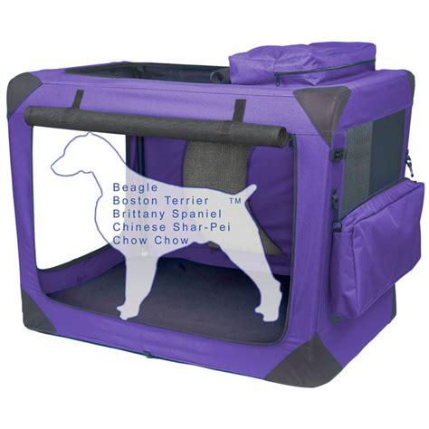 soft crate pet gear generation ii soft crate