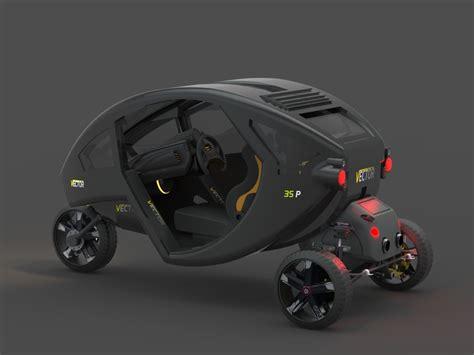 the single seater car yanko design