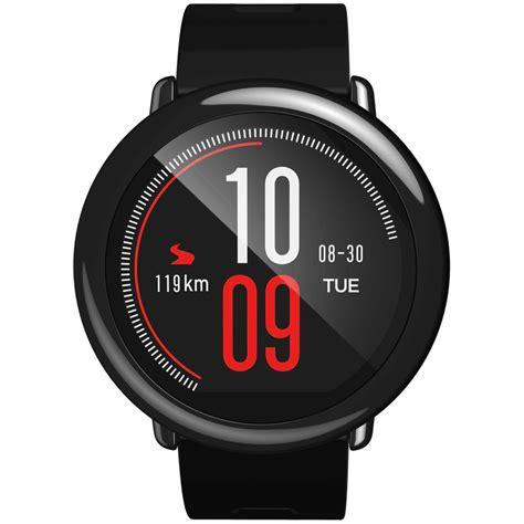 Xiaomi Amazfit Sport xiaomi amazfit sport smartwatch bluetooth 4 0 black