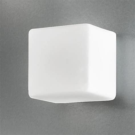 applique in vetro nit lada a parete con ladina a vista design moderno