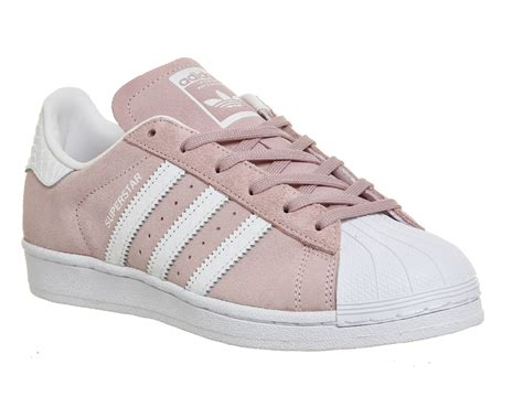 Adidas Superstar 1 by Mens Adidas Superstar 1 Pink White Snake Trainers Shoes Ebay