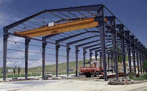 design bangunan gudang naves industriales fernandez de diego ingenieros