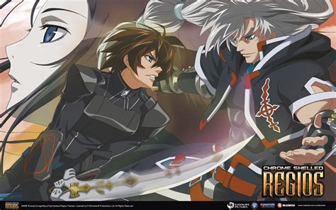 chrome shelled regios chrome shelled regios madman entertainment
