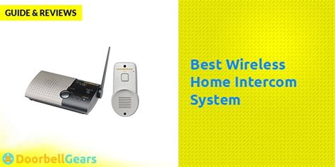 wireless intercoms for homes reviews home review