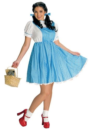 plus size deluxe dottie costume halloween costumes plus size dorothy dress