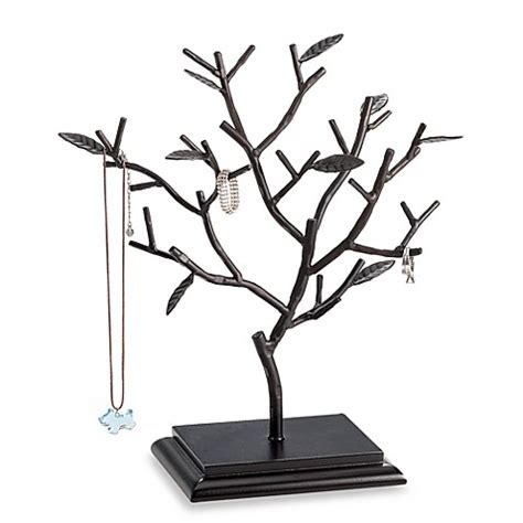 hannah jewelry tree stand bed bath beyond
