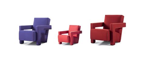 poltrona rietveld 637 utrecht armchair fauteuils et canap 233 s gerrit