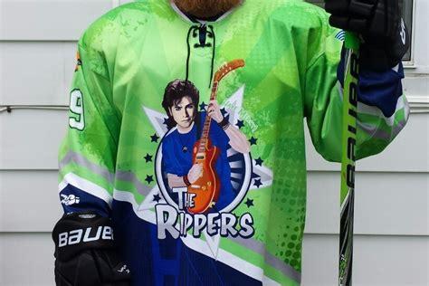 Sweater Logo Ufc 002 Hitam house themed hockey jersey changes the bleacher report