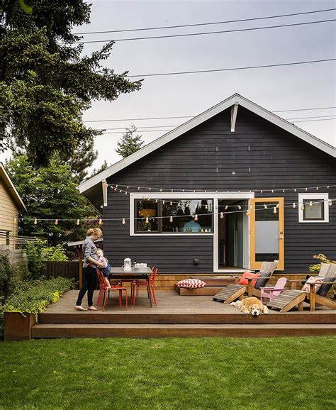 simple covered deck house inspiration pinterest the dreamy backyard inspiration the sweetest occasion