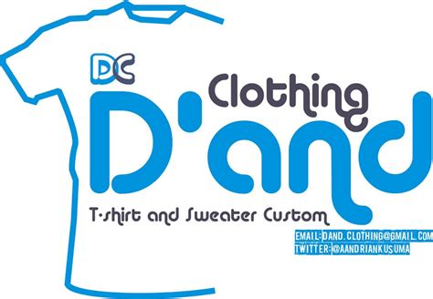 Kaos Dc Biru d and clothing pilihan warna kaos cotton combed 20s 30s