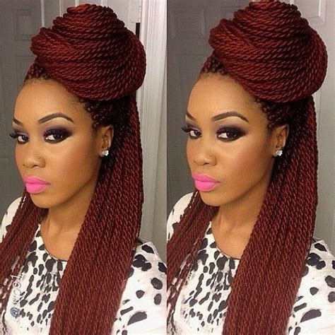 modern hairsyyles in senegal best 25 senegalese twist styles ideas on pinterest