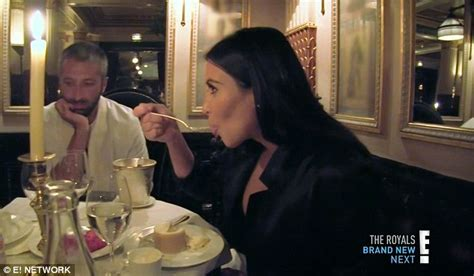 kim kardashian flew to paris just to eat a slice of her kim kardashian fires back at troll after being called a