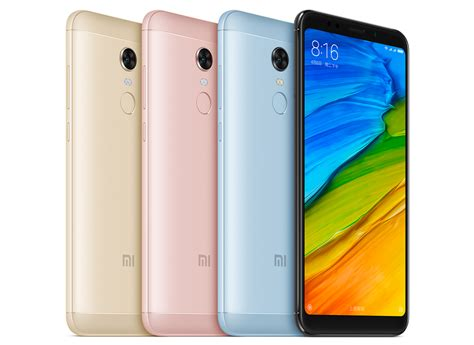 Xiaomi Redmi 5 Plus Black directd store xiaomi redmi 5 plus 3gb ram