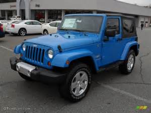 cosmos blue 2011 jeep wrangler 4x4 exterior photo