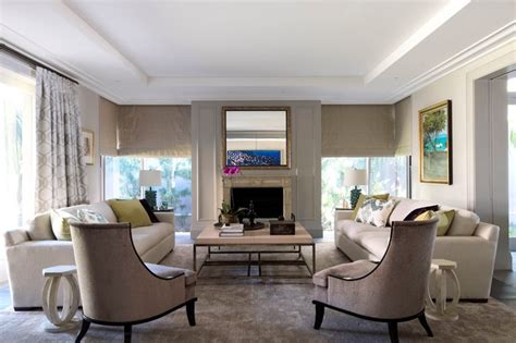 harbor light transitional housing harbour house transitional living room sydney by
