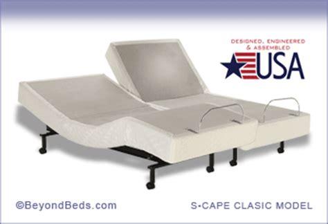 s cape adjustable beds by leggett and platt usa