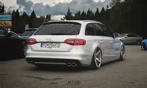 Audi A4 Lowered The World S Best Photos Of Avant And B8 Flickr Hive Mind