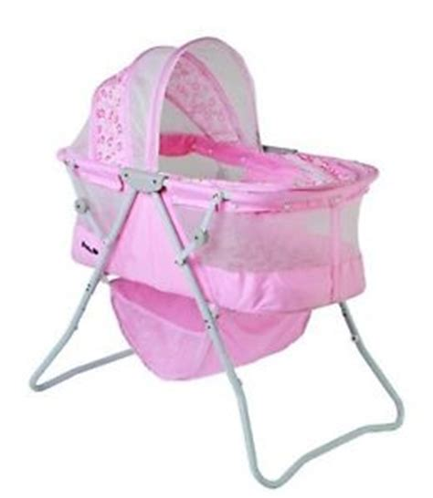 pink baby swing with canopy bassinet pink baby shower nursery canopy newborn girl