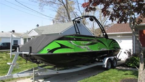 caravelle razor boats reviews caravelle 247 uu razor 2015 used boat for sale in somers