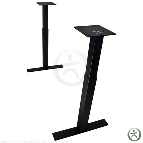 sit stand desk base shop uplift 700 electric height adjustable desk base
