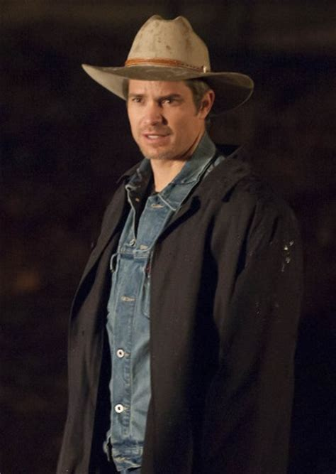 how to create the raylan givens costume timothy