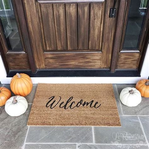Front Door Welcome Mat 12 Best Images About Doormat On Gifts Sweet Home And Coir