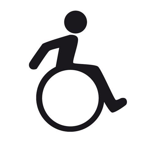 Aufkleber Rollstuhl Kind by Handicap Sticker Rollstuhl Hot And Cool Autoaufkleber