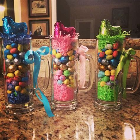 adult easter basket ideas grown up quot easter basket quot great spring party favors for
