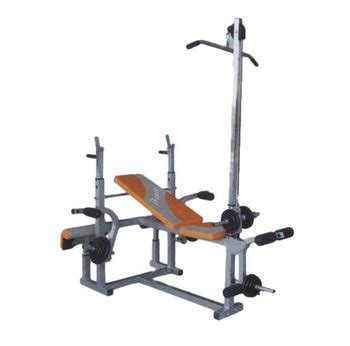 Barbel Sport sport bh1021 weight bench w o barbel in store only