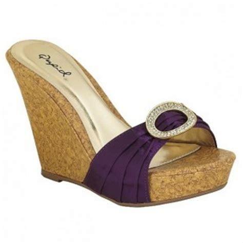Dress Wedges Flow Gold my purple wedding sandals weddingbee photo gallery