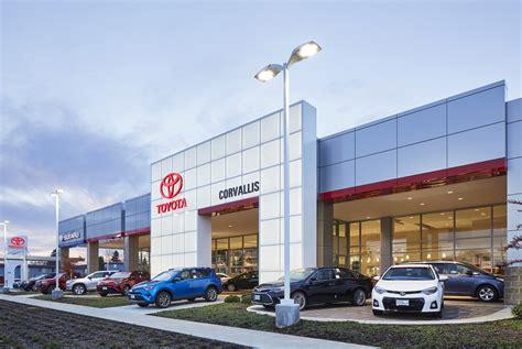 Toyota Of Corvallis Toyota Of Corvallis Achieves Leed Platinum Certification