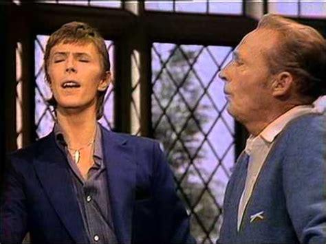david crosby bing crosby david bowie bing crosby sing the little drummer boy