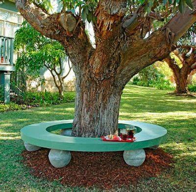 bench seat around tree bench around tree outside benches diy idea interior design