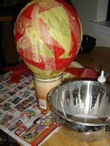 How To Make Paper Mache Lanterns - paper mache lanterns thriftyfun