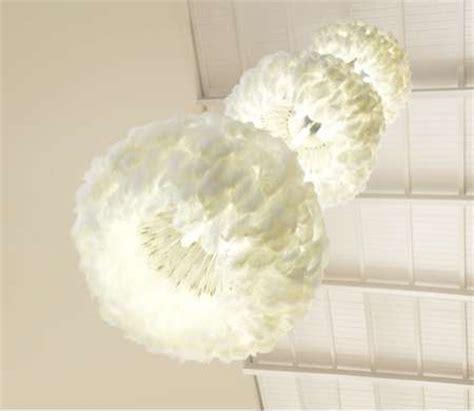 ostrich feather chandelier illuminated ostrich pods fiela feather chandelier
