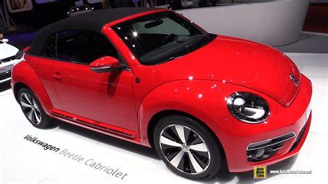 volkswagen beetle 2017 interior 2017 volkswagen beetle cabriolet exterior and interior