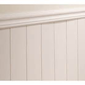 Lowes Wainscoting Trim Shop Evertrue 8 Ft Wall Panel Moulding At Lowes