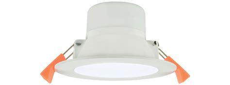 Flush Fit Ceiling Lights Led White Downlight Recessed Ceiling Spotlights Kitchen Home Lights Flush Fit